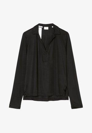 Poloshirt - pure black