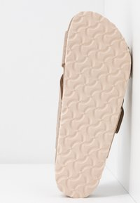 Birkenstock - SIENA - Slippers - washed metallic rose gold - 6