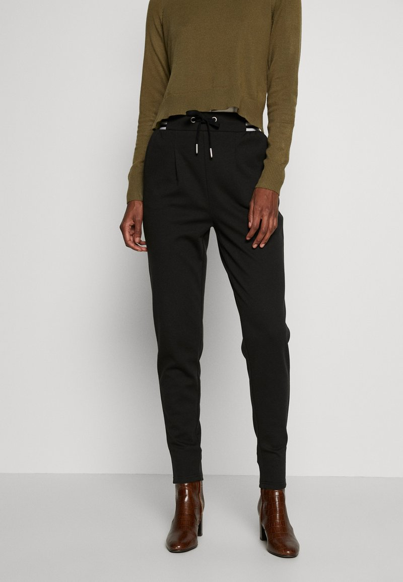ONLY Tall - ONLANNY PANTS - Teplákové kalhoty - black