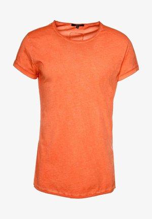 MILO - Basic T-shirt - orange