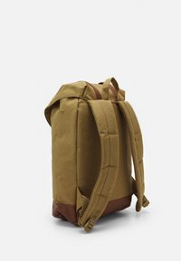 Herschel - RETREAT UNISEX - Rucksack - coyote slub