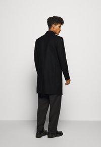 Filippa K - RHINE COAT - Classic coat - black - 2