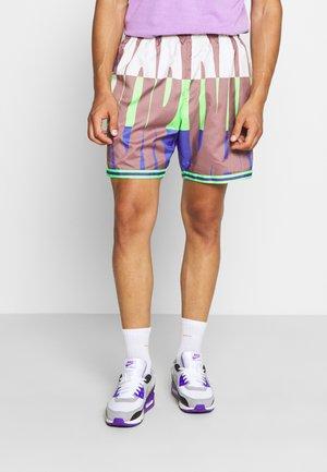 WINGS  POOLSIDE - Short - green strike/rush violet/rush violet