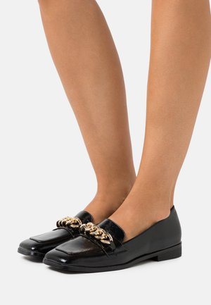 WHITNEY - Loafers - black