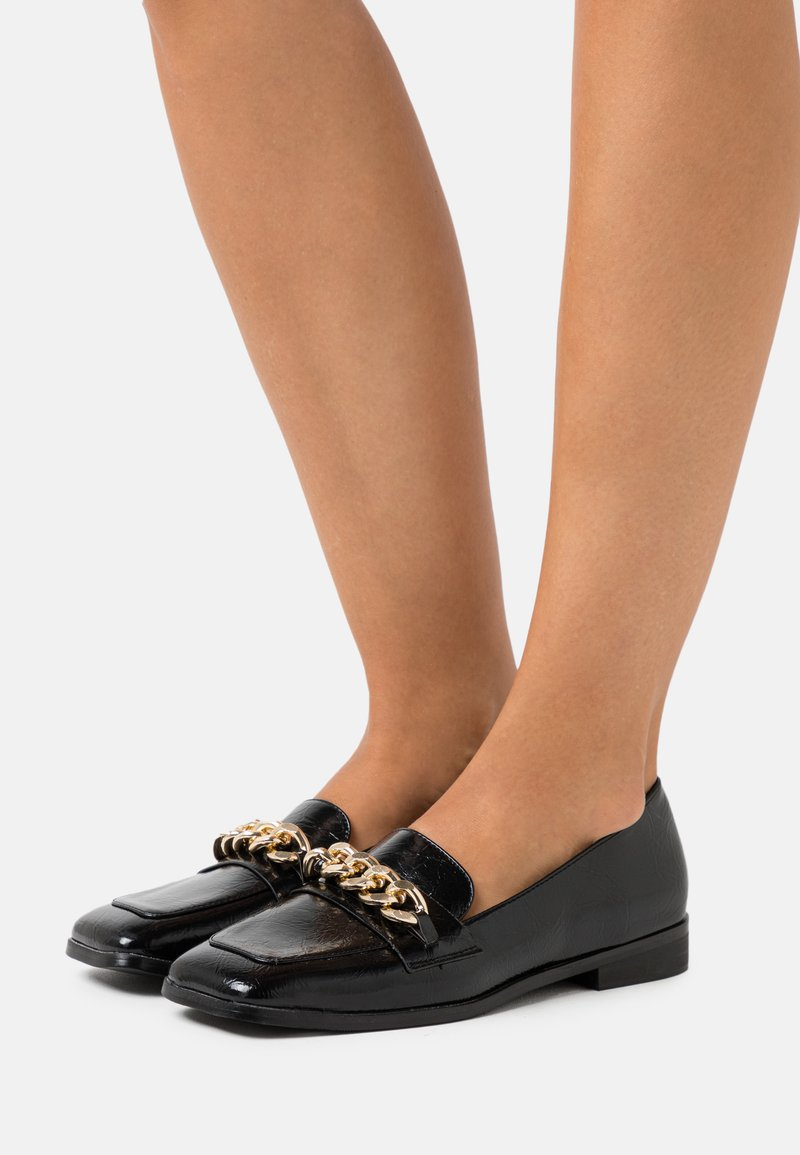 4th & Reckless - WHITNEY - Loafers - black
