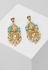 Pieces - PCPEACH EARRINGS - Earrings - gold-coloured - 0