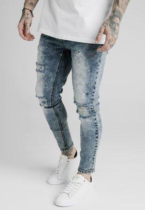 RIOT - Jeans Skinny Fit - acid blue