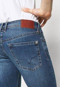 Pepe Jeans - HATCH - Jeans slim fit - denim - 4