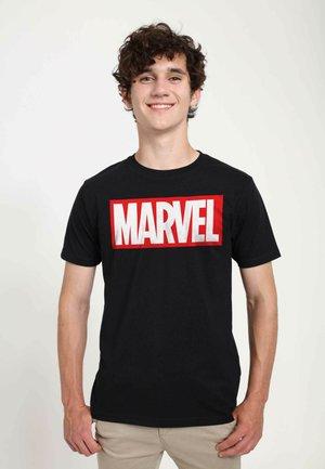 MARVEL  - T-shirts print - black
