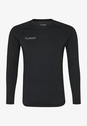 FIRST PERFORMANCE  - Sports shirt - black