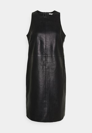 LEECY - Denní šaty - black