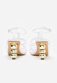 RAID - TIAMI - Bridal shoes - white - 3