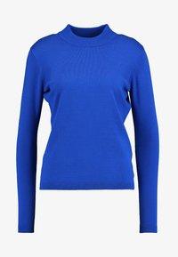 Soft Rebels - SRMARLA  - Stickad tröja -  nautical blue - 4
