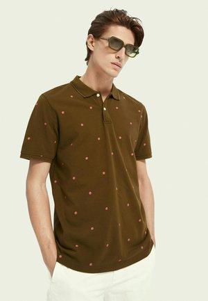PRINT - Polo shirt - combo a