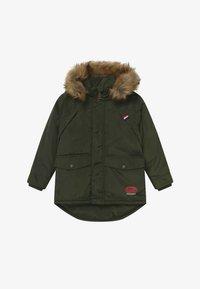Lemon Beret - SMALL BOYS - Winter coat - khaki - 5