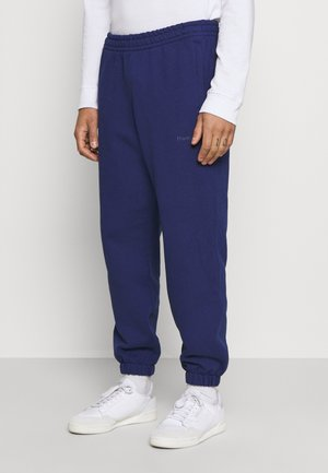 BASICS UNISEX - Tracksuit bottoms - night sky
