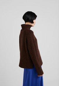 By Malene Birger - VANESA - Jumper - warm brown - 2
