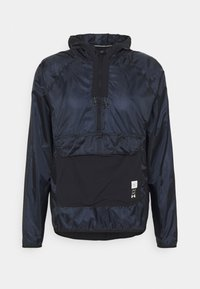 Under Armour - RUN ANYWHERE ANORAK - Sports jacket - black - 0