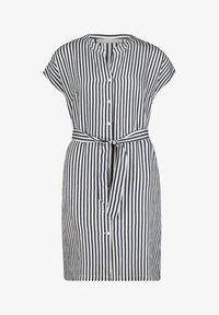 Betty & Co - Day dress - weiß/blau - 2