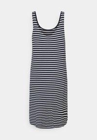 Vila - VIDINA DRESS - Vestito di maglina - navy blazer - 6