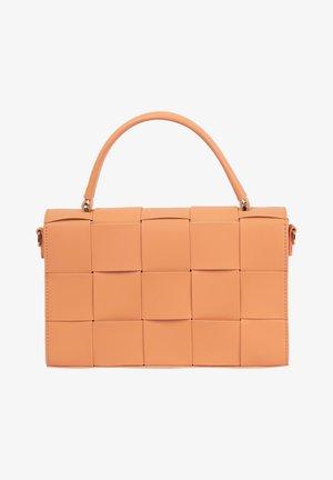 Handbag - pastel coral