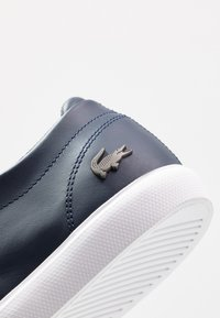 Lacoste - ESPARRE - Sneakersy niskie - navy/white - 5