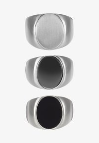 Topman - CLEAN SIG 3 PACK - Ring - multi - 3