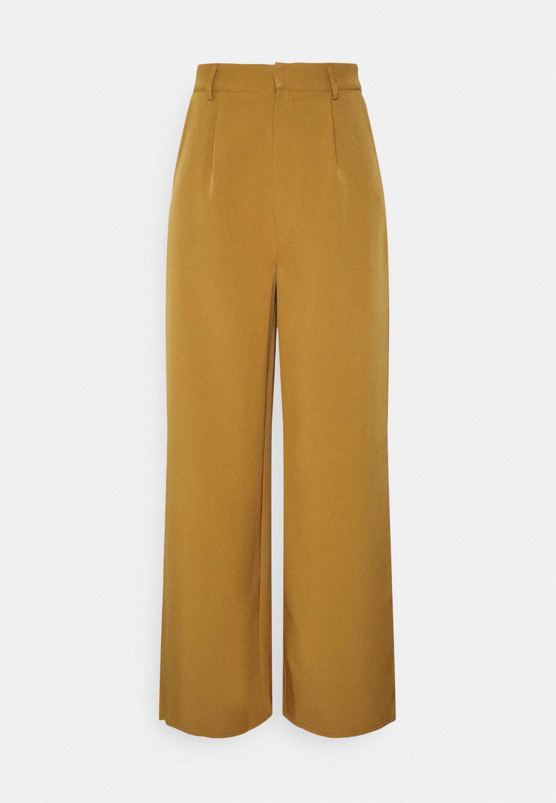 Women WIDE LEG TROUSER - Trousers