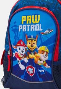 Fabrizio - PAW PATROL KIDS BACKPACK UNISEX - Rucksack - navy blue - 3