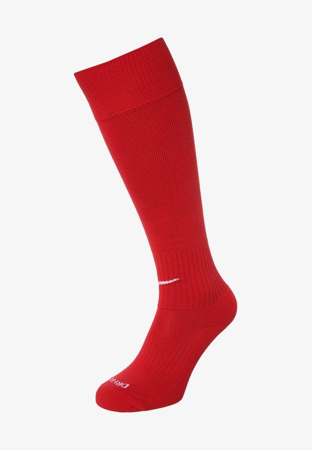 Voetbalsokken - red