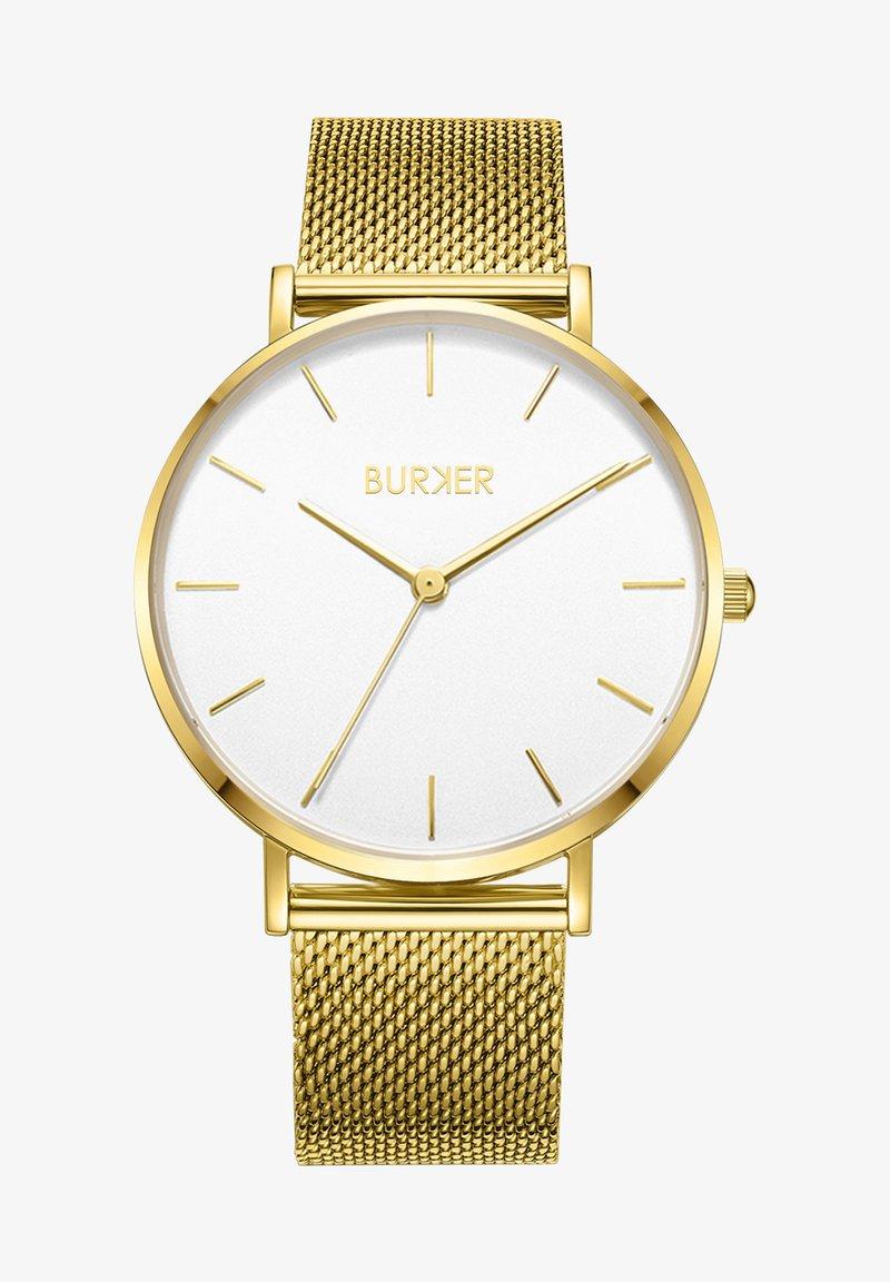 Burker - Horloge - gold-coloured