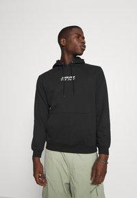 Santa Cruz - OFF HANDO DOT HOOD UNISEX  - Sweatshirt - black - 3