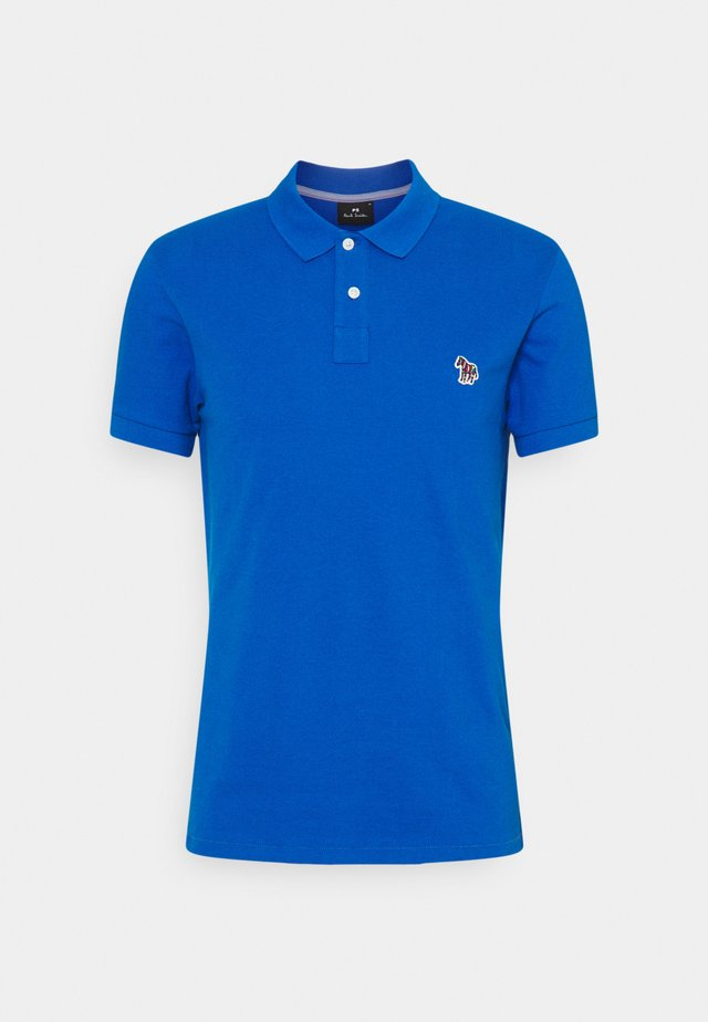 MENS SLIM FIT - Polo - bright blue
