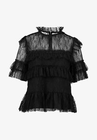 By Malina - RACHEL BLOUSE - Bluser - black - 3