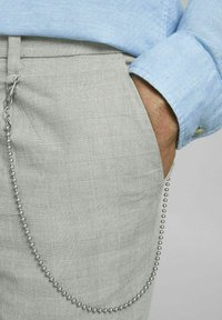 Jack & Jones - Pantalones chinos - green bay - 3