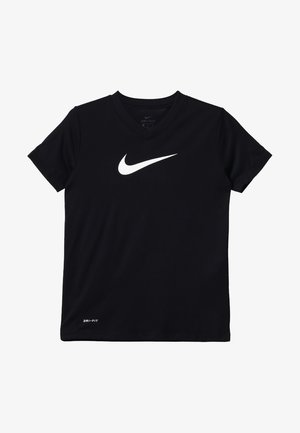 DRY - T-shirt z nadrukiem - black