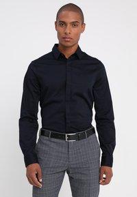 Armani Exchange - Formal shirt - navy - 0
