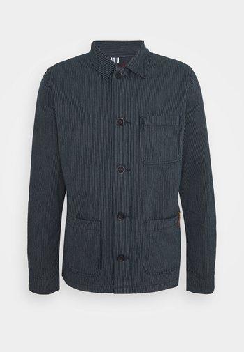 STATION - Summer jacket - dark blue