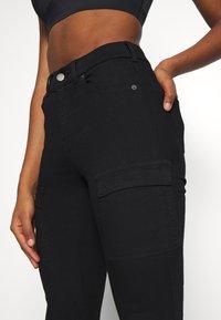 Dr.Denim - LEXY - Jeans Skinny Fit - black - 5
