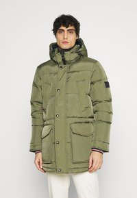 Tommy Hilfiger - Down coat - green - 0