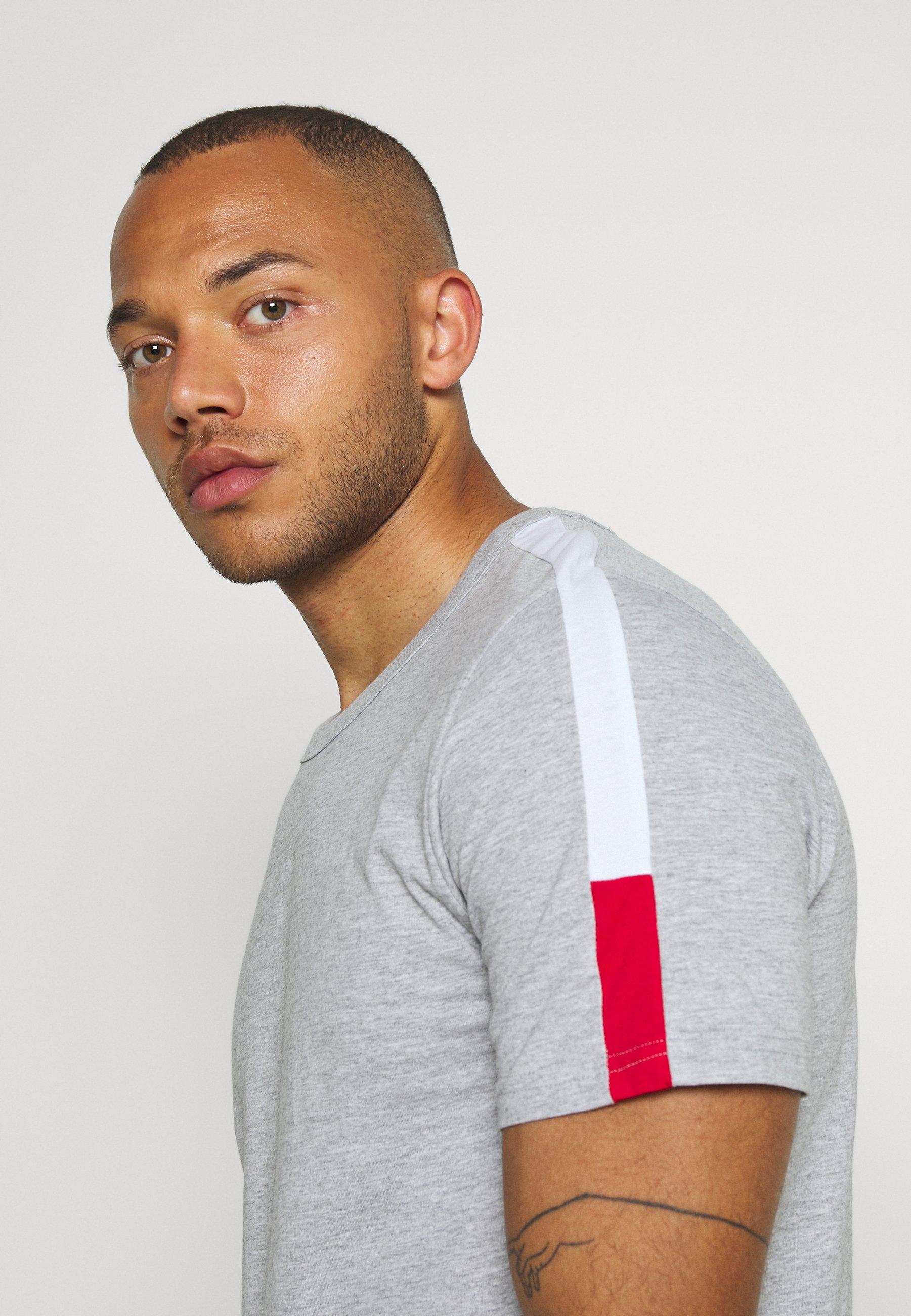 Men JCOJORDY TEE CREW NECK - Basic T-shirt
