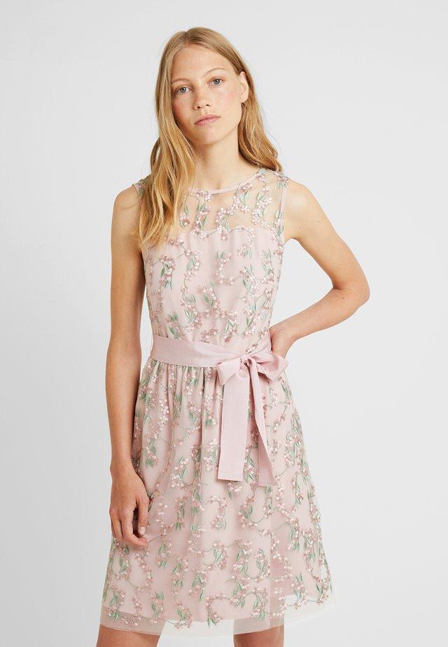 DAISY STEM - Cocktailkleid/festliches Kleid - old pink