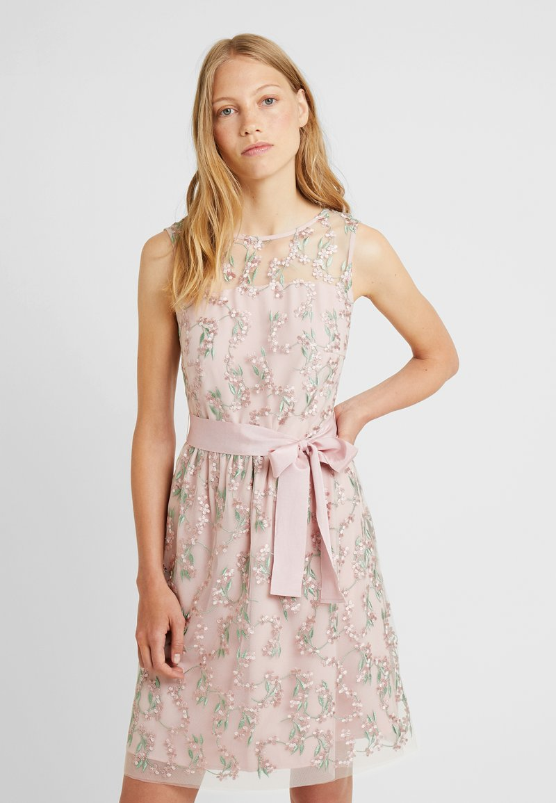 Esprit Collection - DAISY STEM - Cocktail dress / Party dress - old pink