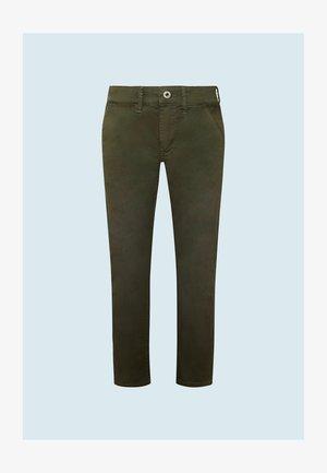 Chino kalhoty - camuflaje
