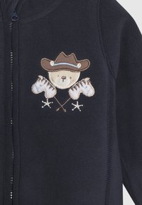 Jacky Baby - WILD WILD WEST - Fleecejas - dunkelblau - 2