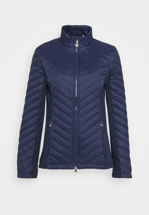 SWING TECH PUFFER JACKET - Kurtka sportowa - peacoat