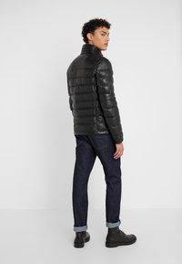 Blauer - Leather jacket - black - 2