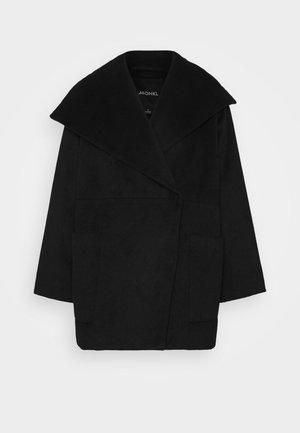 TAY - Kort kåpe / frakk - black