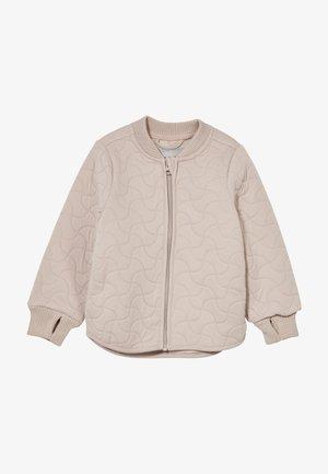 THERMO LOUI - Outdoor jacket - dark powder