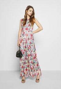 Molly Bracken - LADIES DRESS PREMIUM - Maxi dress - primroses green - 1